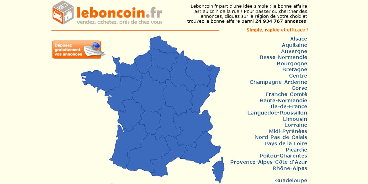 Why i love le bon coin expatriate parents in paris - Leboncoin immo paris ...